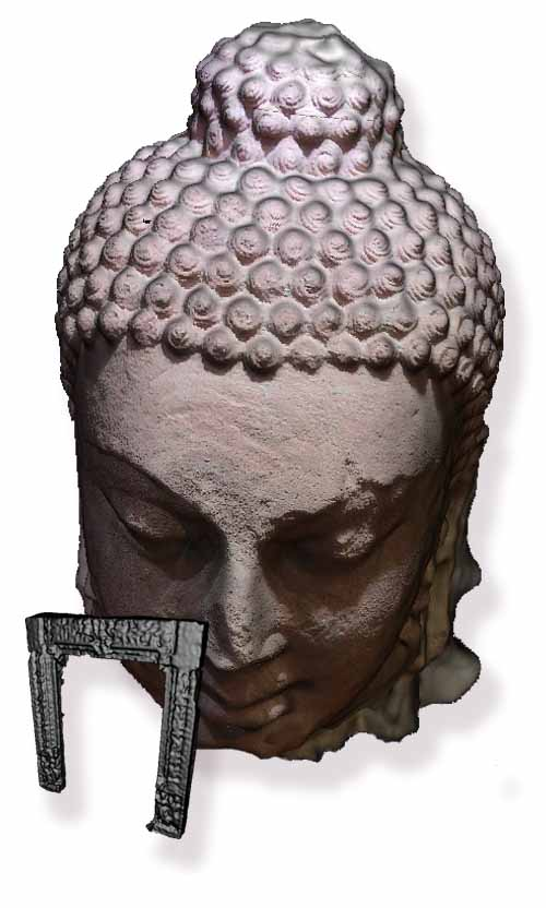 buddha-head-with-texture